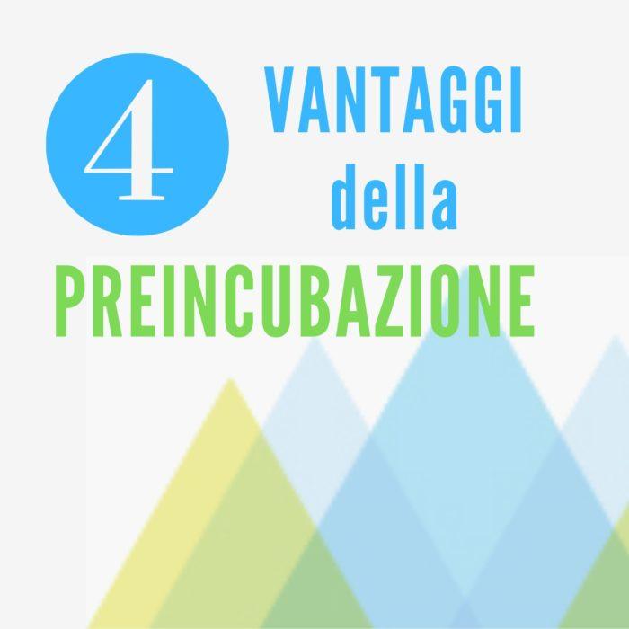 testo 4 vantaggi della preincubazione